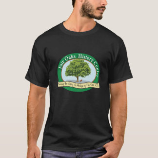 Fair Oaks History Museum Green Logo - Dark Shirts
