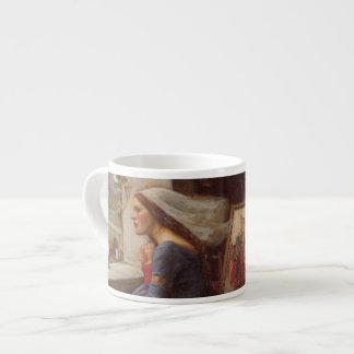 Fair Rosamund at the Window Espresso Cup