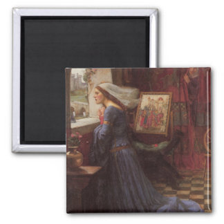 Fair Rosamund at the Window Magnet