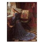 Fair Rosamund Postcard