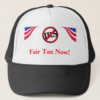 Fair Tax Now! Hat