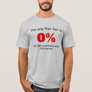 Fair Tax T-Shirt