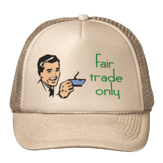 Fair Trade Only Hats
