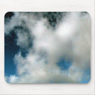 Fair Weather Cumulus Mouse Pads