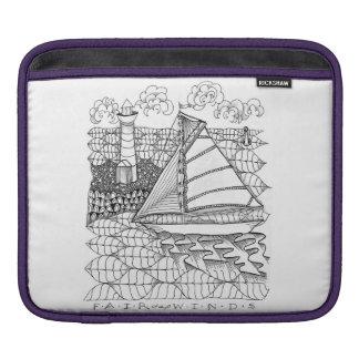 Fair Winds Sailor iPad Sleeve