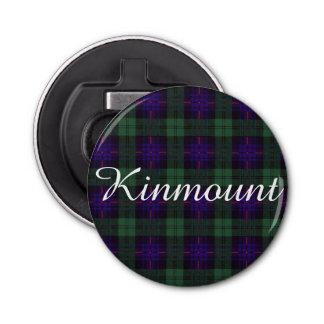 Fairbairn clan Plaid Scottish kilt tartan Bottle Opener