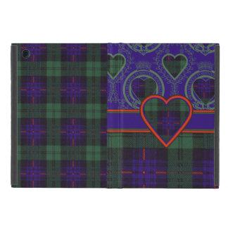 Fairbairn clan Plaid Scottish kilt tartan Cases For iPad Mini
