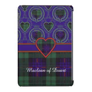 Fairbairn clan Plaid Scottish kilt tartan iPad Mini Retina Case