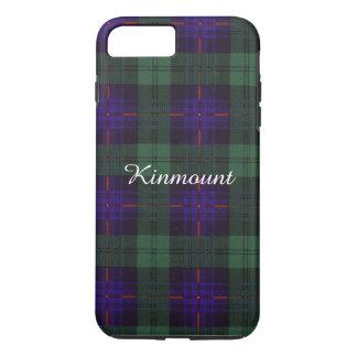 Fairbairn clan Plaid Scottish kilt tartan iPhone 8 Plus/7 Plus Case