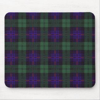 Fairbairn clan Plaid Scottish kilt tartan Mouse Pad