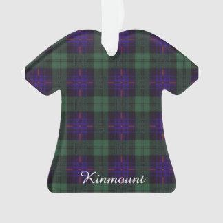 Fairbairn clan Plaid Scottish kilt tartan Ornament