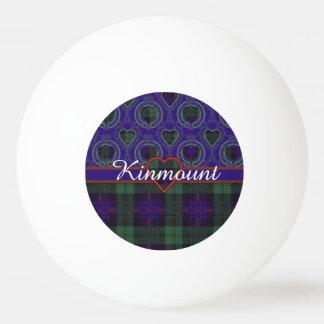 Fairbairn clan Plaid Scottish kilt tartan Ping Pong Ball