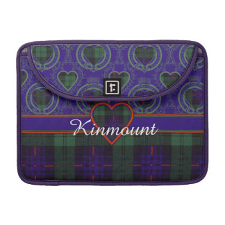 Fairbairn clan Plaid Scottish kilt tartan Sleeve For MacBooks