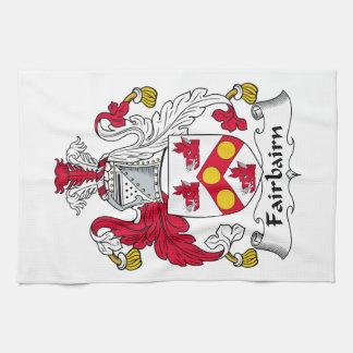 Fairbairn Family Crest Towels