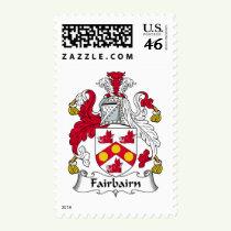 Fairbairn Family Crest Stamps