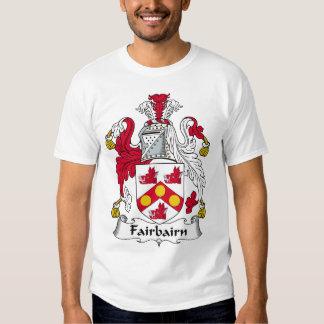 Fairbairn Family Crest Tee Shirts