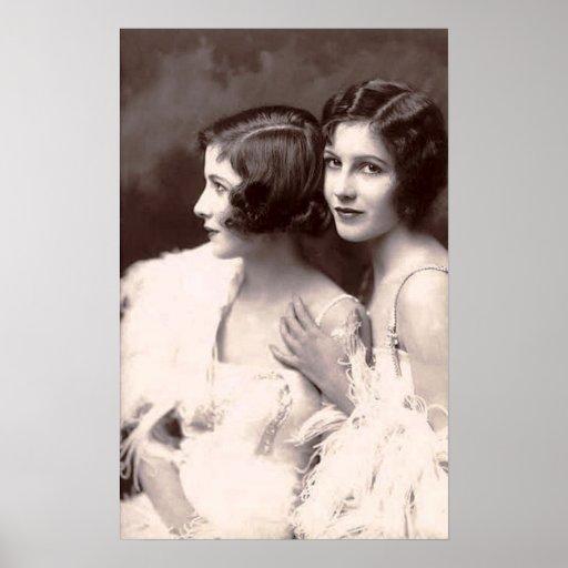 Fairbank sisters posters