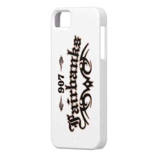 Fairbanks 907 iPhone 5 Case-Mate fundas