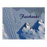 Fairbanks Alaska Postcard