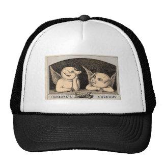 Fairbank's Cherubs Trucker Hat