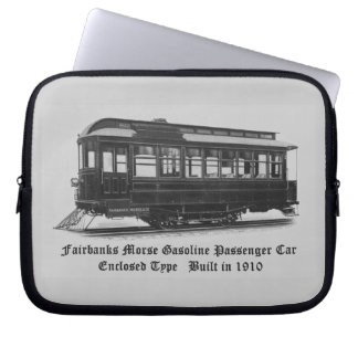 Fairbanks Morse & Company Car #24 Laptop Sleeve