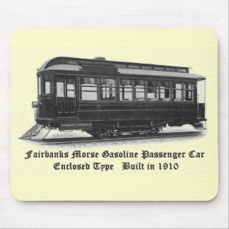 Fairbanks Morse & Company Car #24 Mousepad