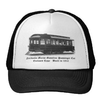 Fairbanks Morse & Company Car #24 Trucker Hat