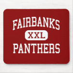 Fairbanks - Panthers - High - Milford Center Ohio Mouse Mat