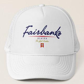 Fairbanks Script Trucker Hat