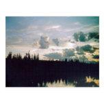 Fairbanks Sky Post Card