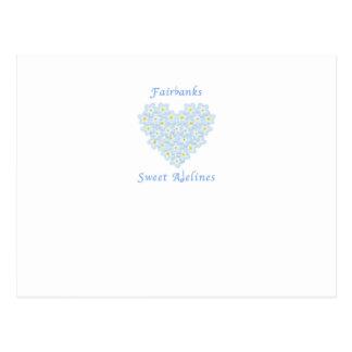 Fairbanks Sweet Adelines Chorus Postcard