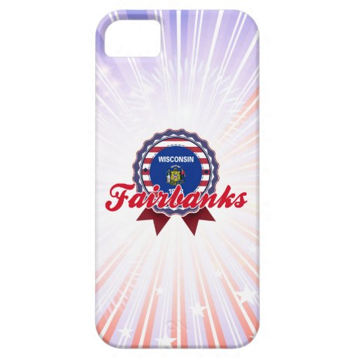 Fairbanks, WI iPhone 5 Protectores