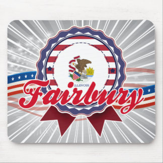 Fairbury, IL Mouse Pad
