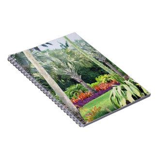 Fairchild Botanic Garden Spiral Notebooks