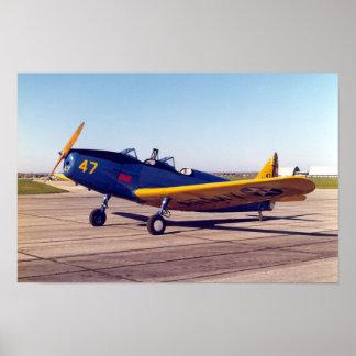 Fairchild PT-19 Cornell Poster