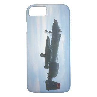 Fairchild Republic A-10A_Aviation Photograp iPhone 8/7 Case