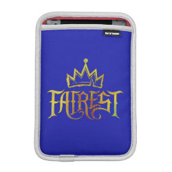 iPad Mini Sleeve with Descendants Fairest Logo design