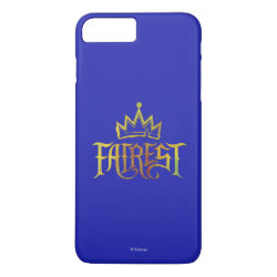Case-Mate Tough iPhone 7 Plus Case with Descendants Fairest Logo design