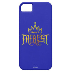 Case-Mate Vibe iPhone 5 Case with Descendants Fairest Logo design