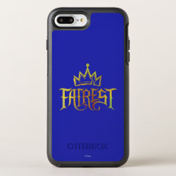 OtterBox Apple iPhone 7 Plus Symmetry Case with Descendants Fairest Logo design