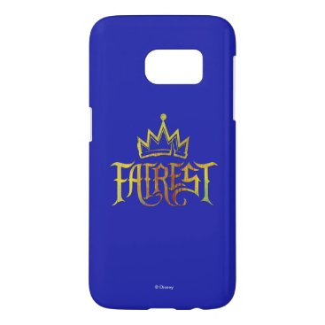 Disney Themed Fairest Samsung Galaxy S7 Case