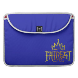 Macbook Pro 15' Flap Sleeve with Descendants Fairest Logo design