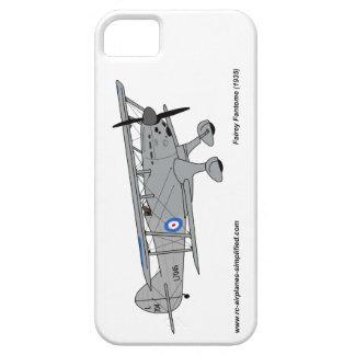 Fairey Fantome airplane iPhone SE/5/5s Case