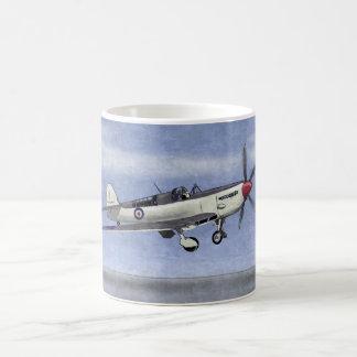 Fairey Firefly Classic White Coffee Mug