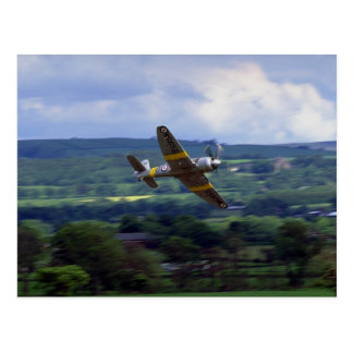 Fairey Firefly, Woodford Air Show 1990, England Postcard