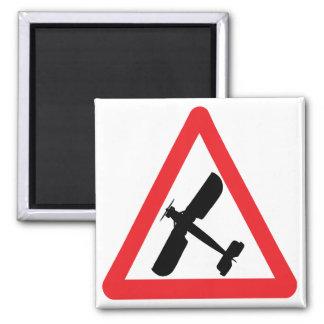 Fairey Swordfish Fridge Magnet. Magnet