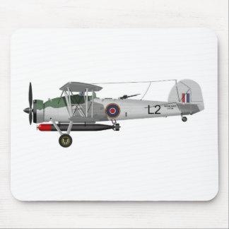 Fairey Swordfish Mk1 428428 Mouse Pad