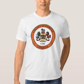 Fairfax County, Virginia T Shirts