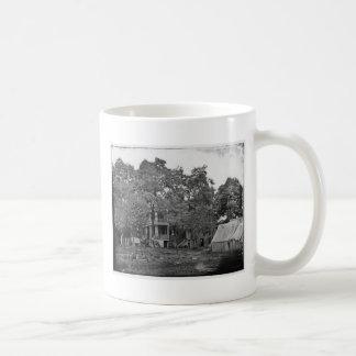 Fairfax Court House, Va. US Civl War c. 1861 Mugs