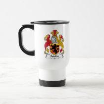 Fairfax Family Crest Mug